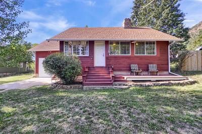 Palmer Lake Single Family Home Active: 279 Walnut Avenue