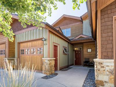 Condo/Townhouse Under Contract: 3011 Aspen Leaf Way
