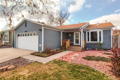 Parker Single Family Home Under Contract: 8457 Wild Alfalfa Place