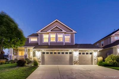 Parker CO Single Family Home Active: $565,000