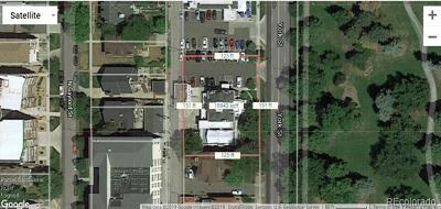 Denver Residential Lots & Land Active: 1859 York Street
