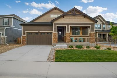 Castle Rock CO Single Family Home Active: $489,900