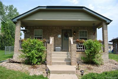 Berthoud Single Family Home Active: 304 East Michigan Avenue