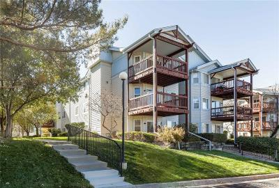 Aurora Condo/Townhouse Active: 17620 East Loyola Drive #1712R