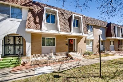 Lakewood Condo/Townhouse Under Contract: 553 South Xenon Court