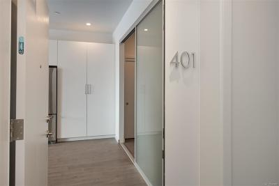Cap Hill/Uptown, Capital Hill, Capitol Hill Condo/Townhouse Active: 1300 North Ogden Street #401