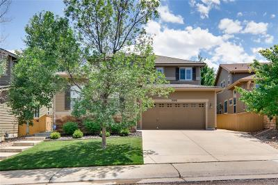 Highlands Ranch Single Family Home Active: 3190 Fox Sedge Lane