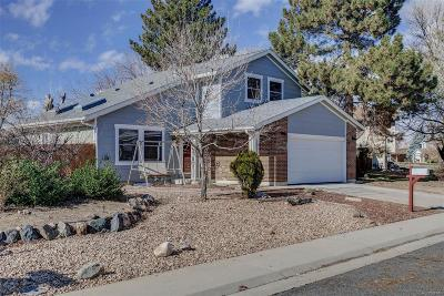 Arvada Single Family Home Active: 8434 West 74th Place