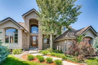Lone Tree CO Single Family Home Active: $835,000