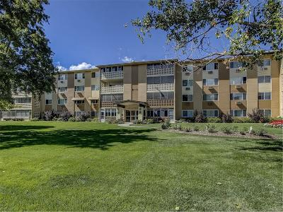 Denver Condo/Townhouse Active: 615 South Alton Way #4B