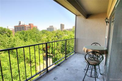 Denver Condo/Townhouse Active: 1433 North Williams Street #703