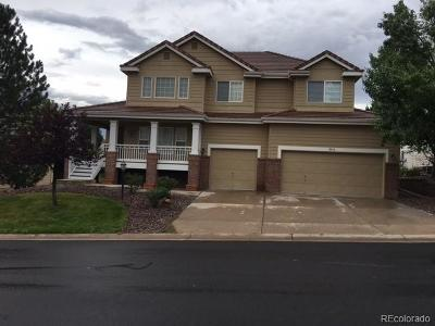 Lone Tree Rental Active: 9535 East Aspen Hill Place