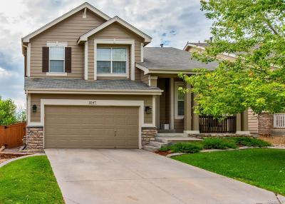 Highlands Ranch Single Family Home Under Contract: 3397 Thistlebrook Circle