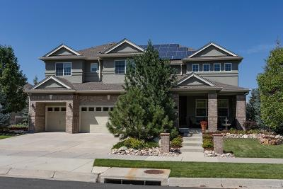 Aurora Single Family Home Under Contract: 8087 South Coolidge Way