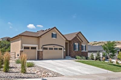 Castle Rock Single Family Home Active: 3901 Mighty Oaks Street