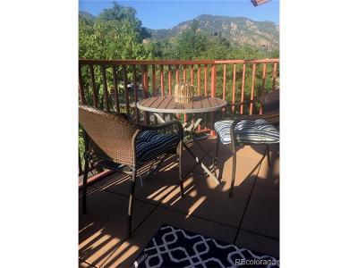 Boulder Condo/Townhouse Active: 1301 Canyon Boulevard #204