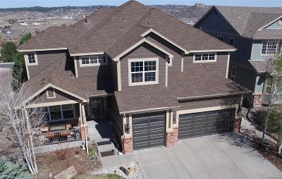 Castle Rock CO Single Family Home Active: $769,950