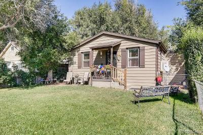 Commerce City Single Family Home Active: 5440 Leyden Street
