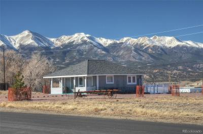 Salida Single Family Home Under Contract: 7305 County Road 160