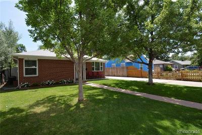 Aurora Single Family Home Active: 1140 Lima Street