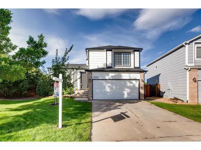 Castle Rock Single Family Home Active: 3862 Primrose Lane