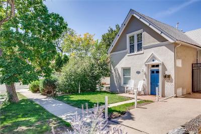Denver Condo/Townhouse Under Contract: 87 South Washington Street #201