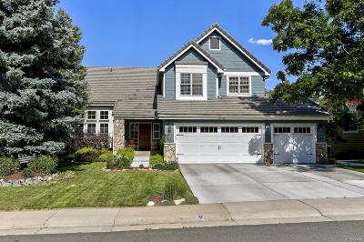 Parker Single Family Home Under Contract: 10316 Tracery Court