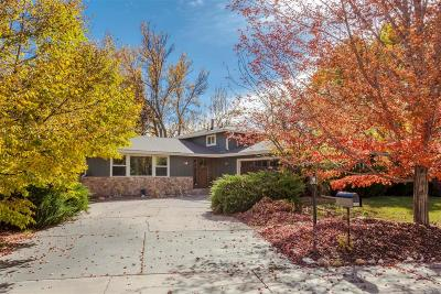 Boulder Single Family Home Active: 6956 Lodgepole Court