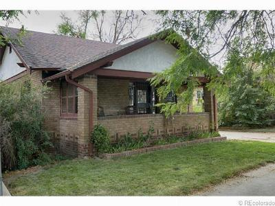 Single Family Home Sold: 1532 Ulster Street
