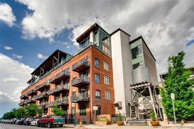 Denver Condo/Townhouse Active: 2960 Inca Street #209