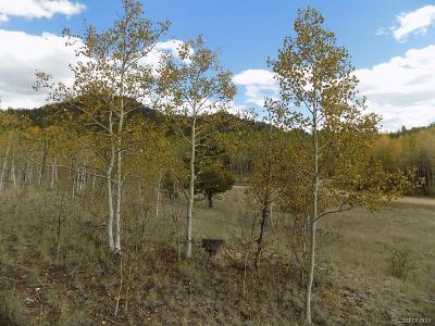 Jefferson CO Residential Lots & Land Active: $44,900