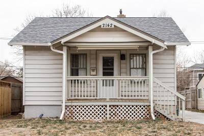 Single Family Home Under Contract: 2142 South Gilpin Street