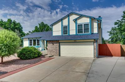 Centennial Single Family Home Active: 7687 South Roslyn Court