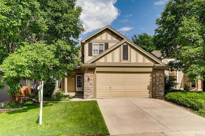 Lone Tree Single Family Home Active: 9498 Troon Village Drive