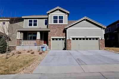 Aurora Single Family Home Under Contract: 7018 South Tempe Court