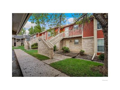 Centennial Condo/Townhouse Under Contract: 2666 East Otero Place #6
