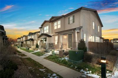 Denver Condo/Townhouse Active: 9591 East Alabama Circle
