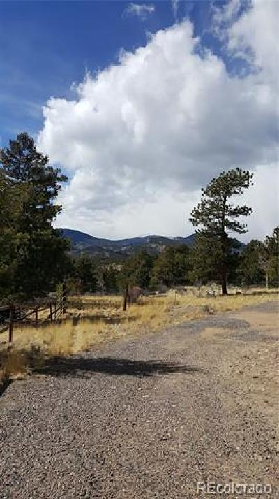 Bailey CO Residential Lots & Land Active: $104,000