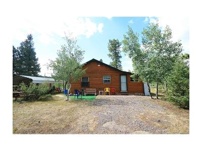Conifer Single Family Home Under Contract: 12075 Blackfoot Road