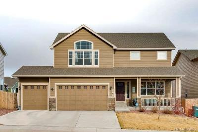 Fountain Single Family Home Active: 9465 Brisco Court
