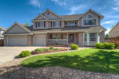 Littleton Single Family Home Active: 13075 West Arlington Place