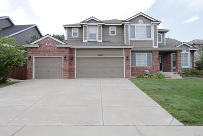 Highlands Ranch Single Family Home Under Contract: 10263 Charissglen Circle