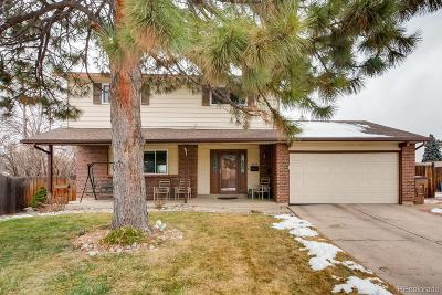 Westminster Single Family Home Active: 3765 West 95th Place