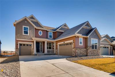 Longmont Single Family Home Under Contract: 2328 Tyrrhenian Circle