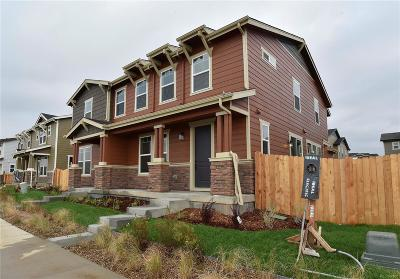 Broomfield Condo/Townhouse Active: 16458 Zuni Place