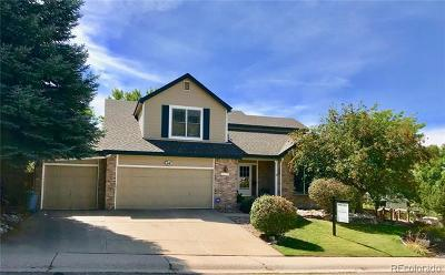 Highlands Ranch Single Family Home Active: 6970 Peregrin Way