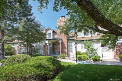 Aurora Condo/Townhouse Active: 991 South Evanston Circle