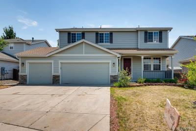 Aurora CO Single Family Home Active: $480,000