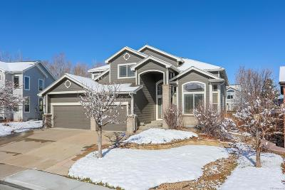 Aurora Single Family Home Under Contract: 6325 South Ukraine Court