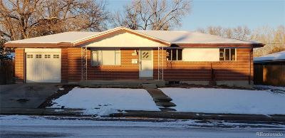 Denver Single Family Home Active: 1741 Orchard Drive